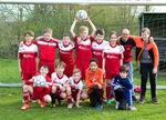 Unser E-Jugend qualifizierte sich in der Saison 2015/2016 für die Meisterrunde der Kreisliga und spielten dort u.a. gegen Hannover 96!