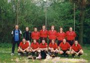 Mannschaftsfoto 2009